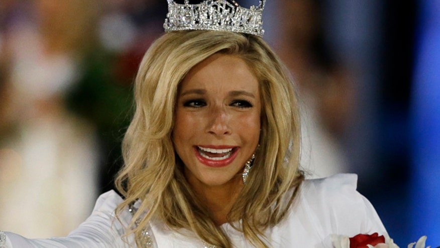 Miss New York wins third straight title