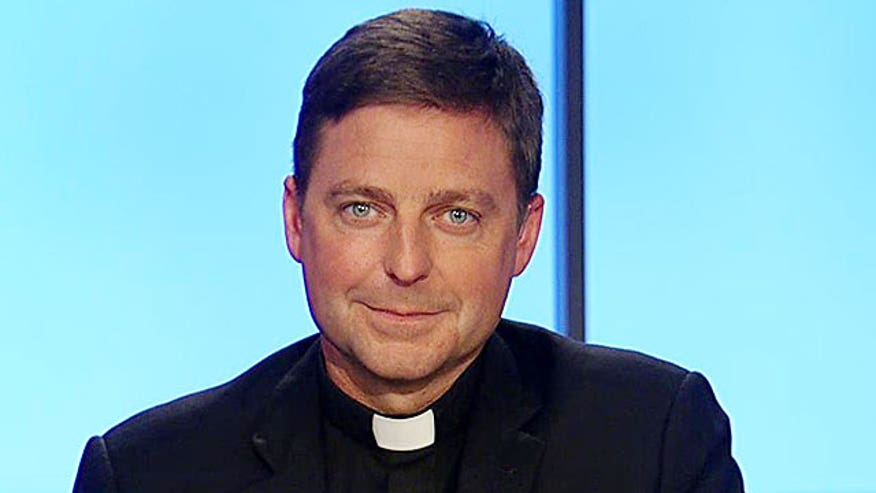 Fox News contributor Father Jonathan Morris explains decision to write 'The Way of Serenity'