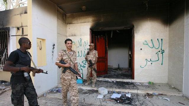 Concealing damaging Benghazi information?