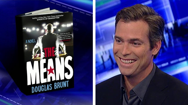 Douglas Brunt discusses new book 'The Means'