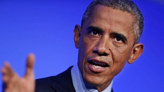 President Obama giving strategy advice to ISIS?