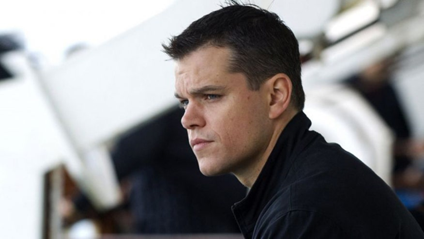 Matt Damon could be making another Jason Bourne