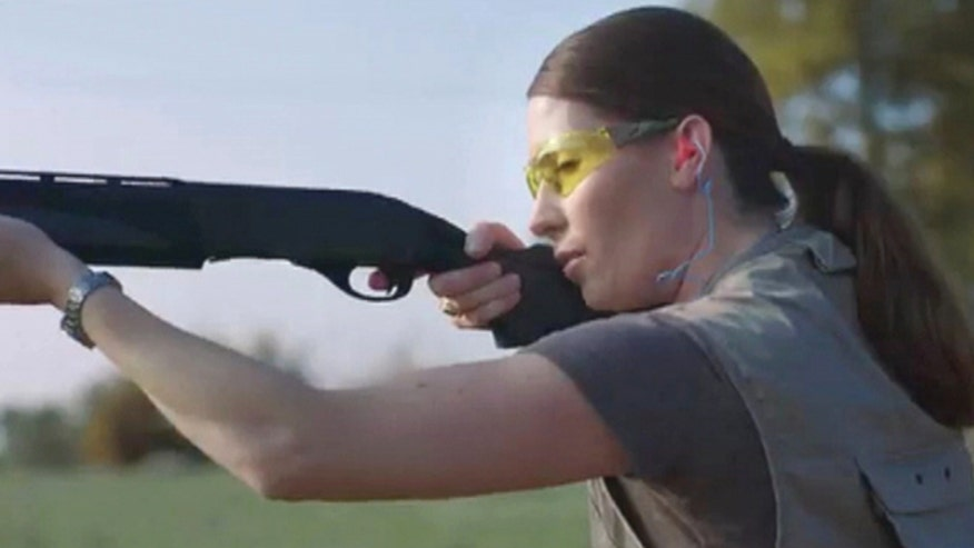 Alison Lundergan Grimes goes skeet-shooting in new campaign spot