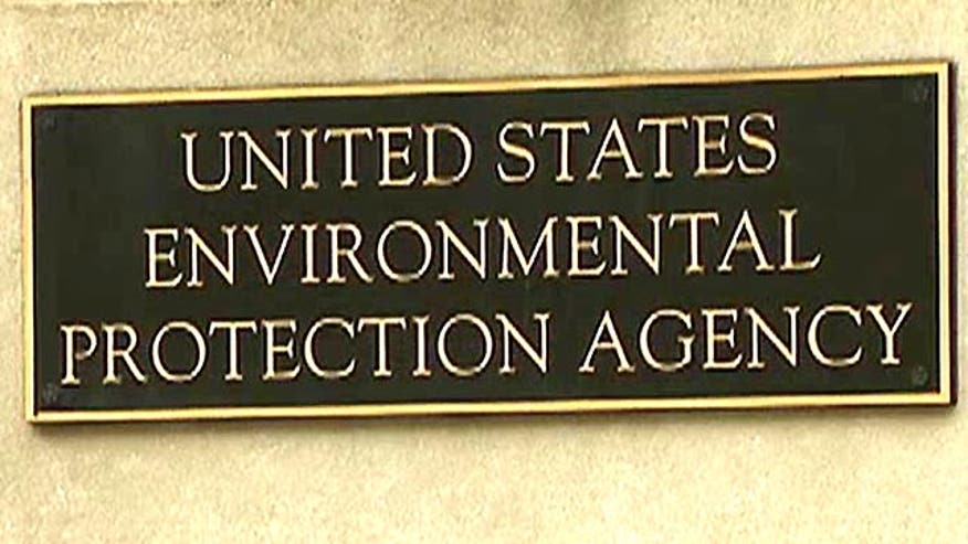 Doug McKelway reports on new allegations against the EPA