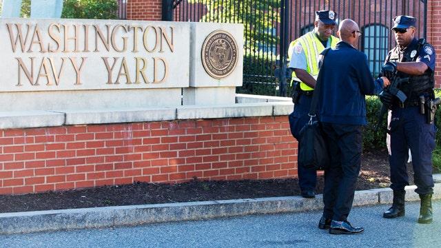 Gun control debate heats up following Navy Yard shooting