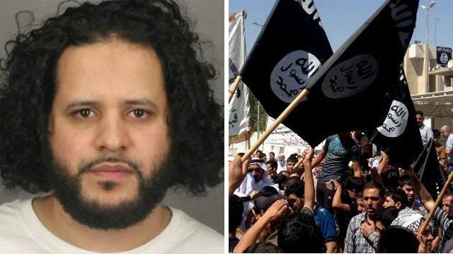 NY man charged with three counts trying to recruit for ISIS