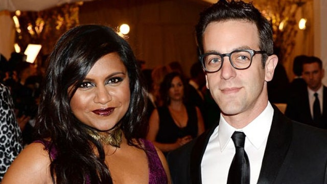 Mindy would have married co-star