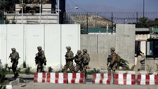 Afghanistan broke?