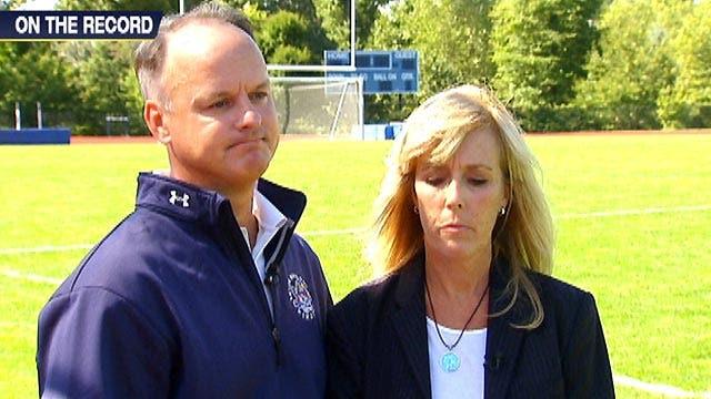 OTR sneak peek: Brendan Tevlin's parents 'On the Record'