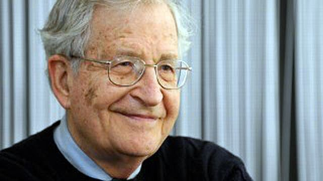 Chomsky on Syria and how U.S. is Viewed Abroad