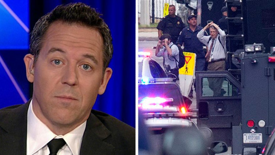 Gutfeld: When atrocity strikes, pipe down
