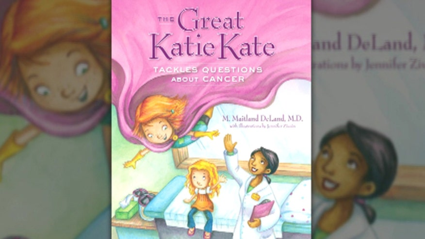 When a child is diagnosed with an illness, they're thrust into a world of doctor's appointments and tests.  A cancer doctor who has been treating children for 30 years has written 'The Great Katie Kate Tackles Questions About Cancer' to help ease anxiety and fear