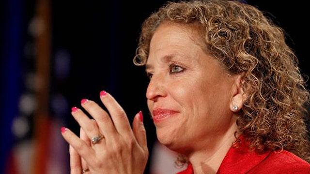 Democrats turn on DNC Chairwoman Debbie Wasserman Schultz?