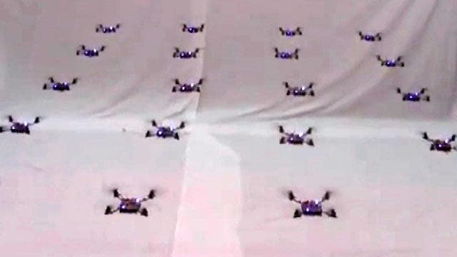 War Games: Flying and crawling microbots to join US forces