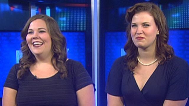 Secret Sisters love Muscle Shoals
