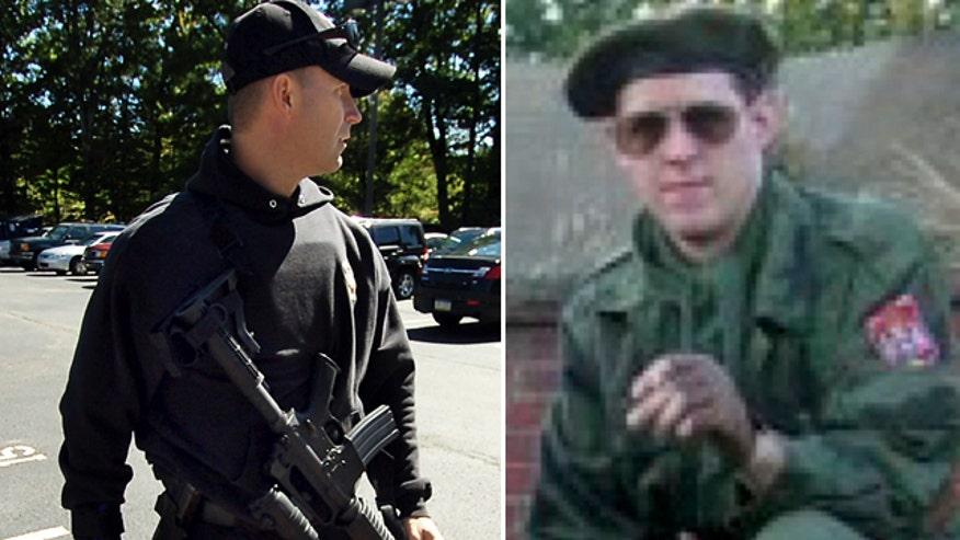 Suspect on the run in Pennsylvania