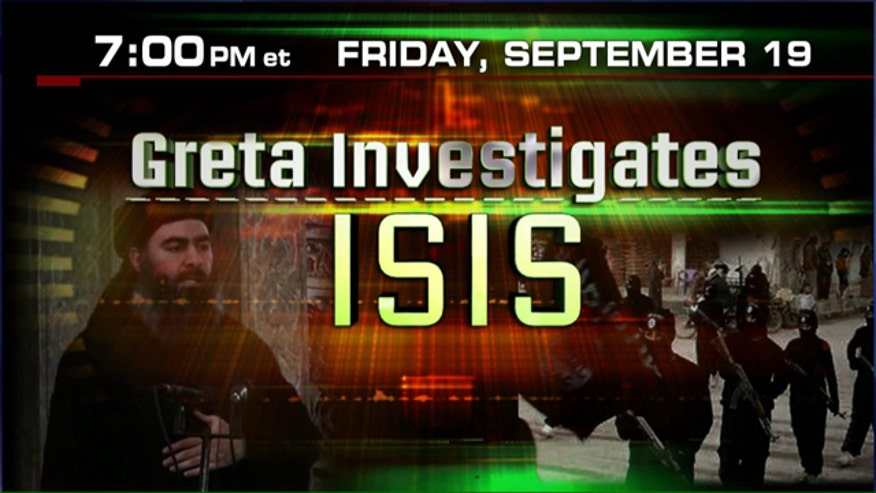 'Off the Record,' 9/18/14: Everyone agrees ISIS is evil, but can't agree on how. We need to stop them before they grow too powerful. How? Don't miss our special, 'Greta Investigates: ISIS'. #GretaInvestigates