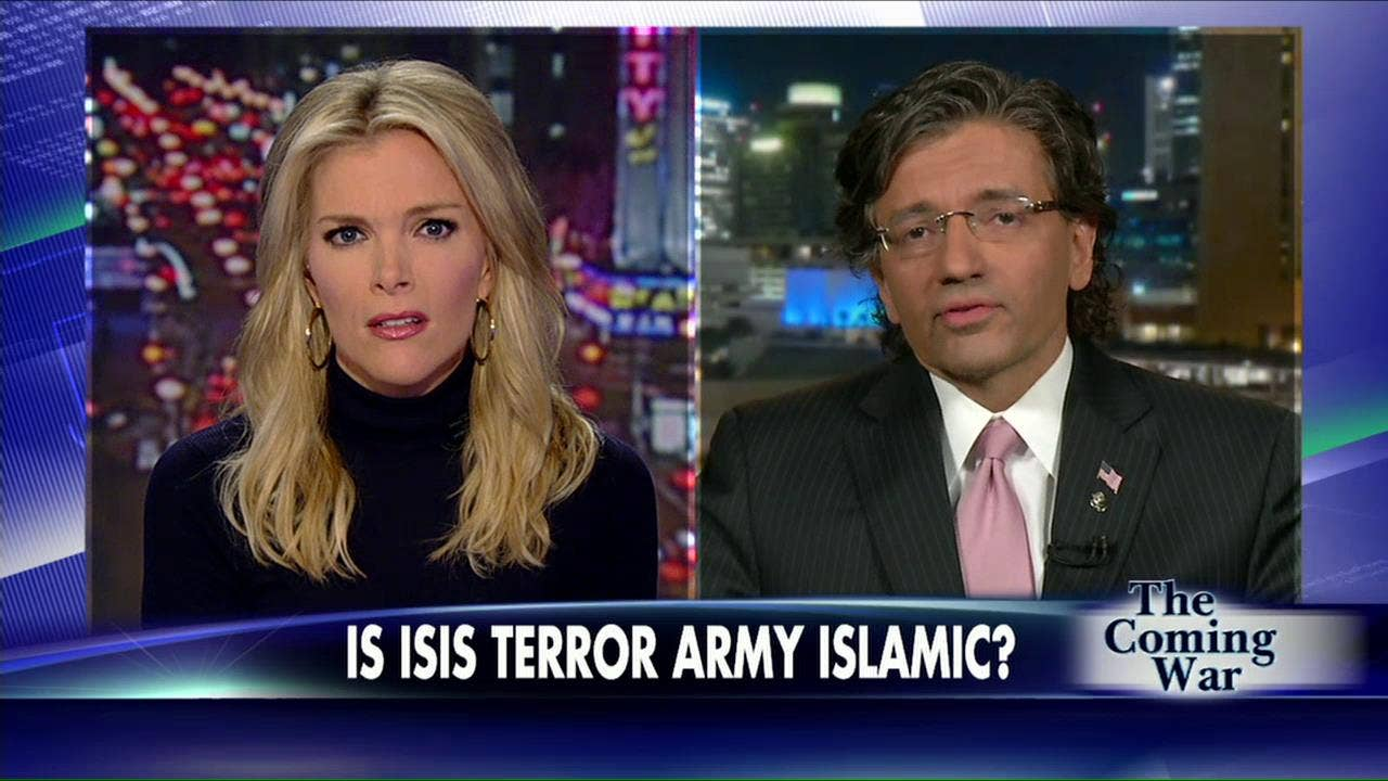 Is ISIS Islamic? Dr. Zudhi Jasser weighs in