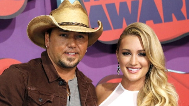 Jason Aldean's advice to Justin Bieber: Chill out