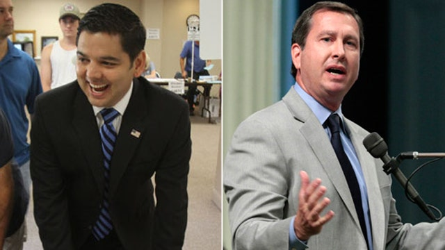 Personality trumps policy in toss-up California House race