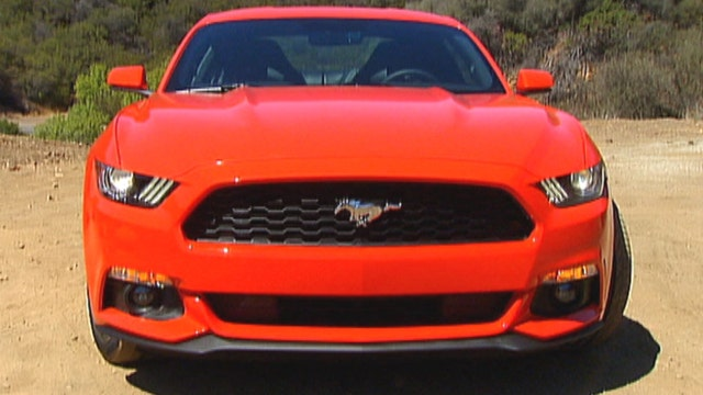 Mustang Gets Turbocharged