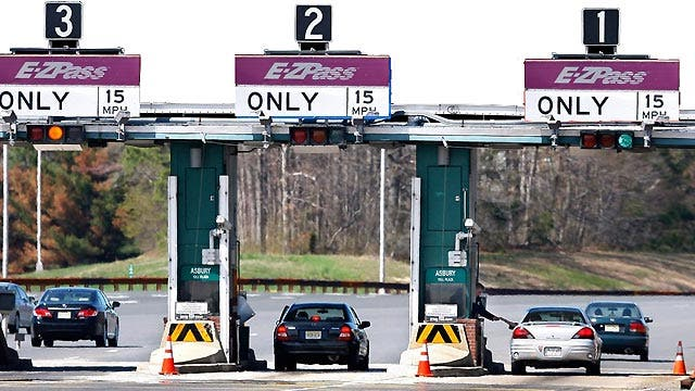 Using electronic tollbooth payments in a rental? Watch out!