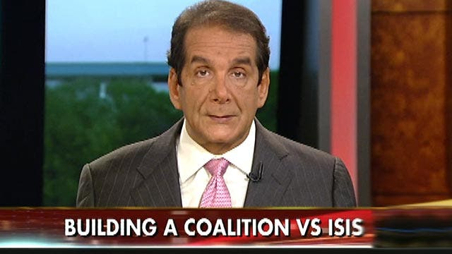 """Krauthammer on ISIS: """"There isn't a coalition"""""""