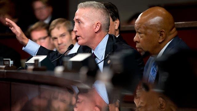 Benghazi select committee gets under way