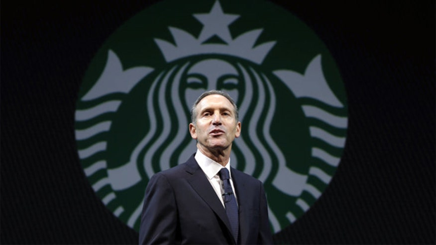 Starbucks CEO asks customers not to bring guns into stores