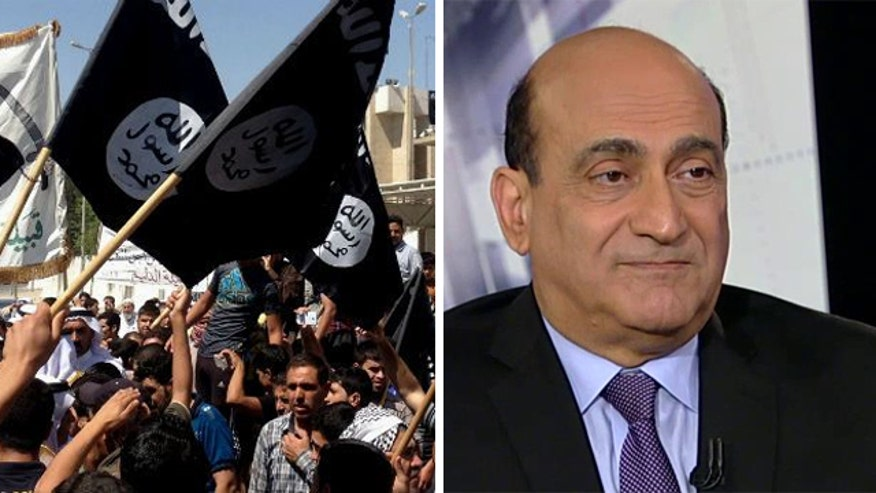 Walid Phares breaks down threat