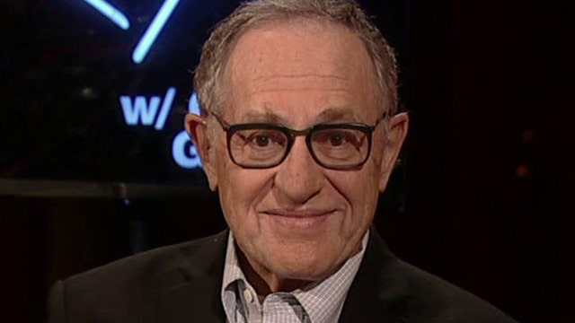 Alan Dershowitz goes inside new book 'Terror Tunnels'