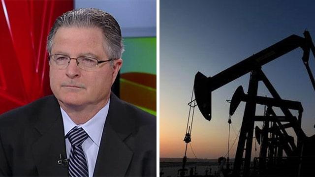 Chevron CEO reacts to black market oil enriching ISIS