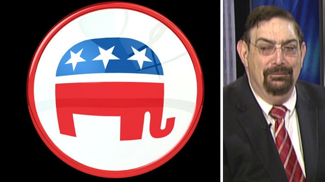Caddell: GOP needs a national narrative to win Senate races