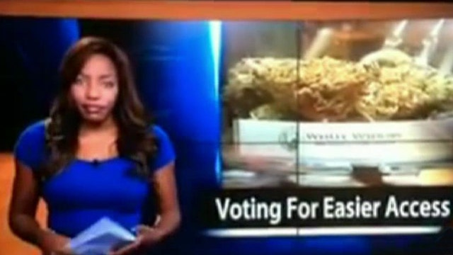 Reporter quits job live on the air
