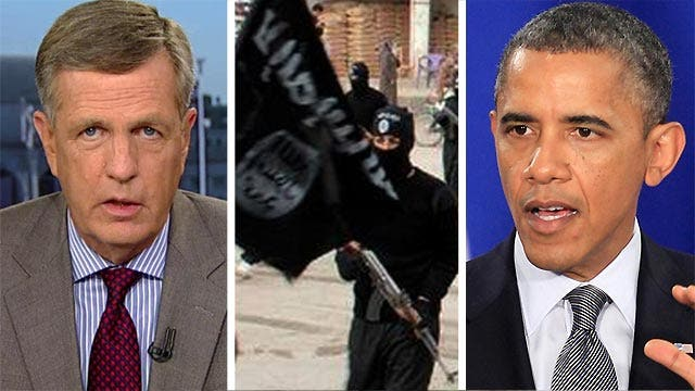 Hume: ISIS strategy was designed to 'fail slowly'