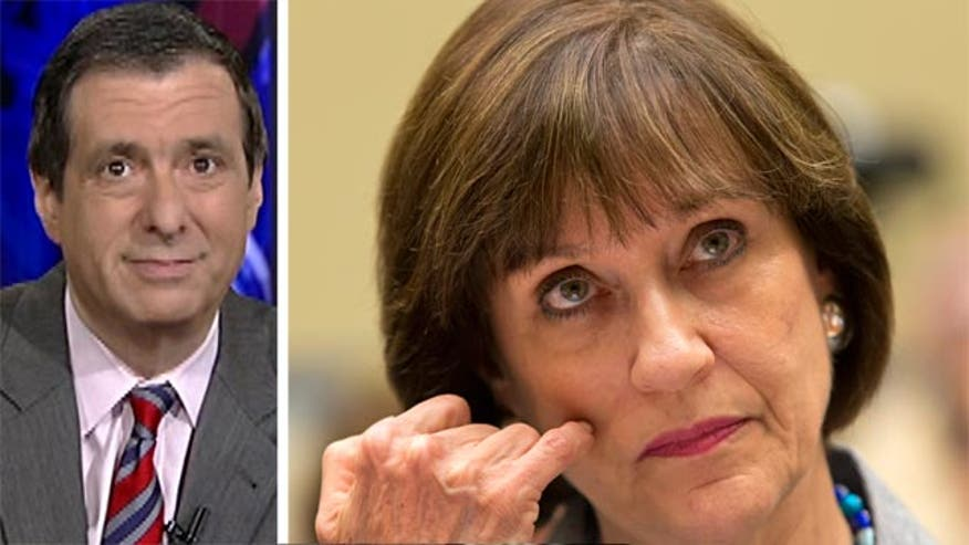 'MediaBuzz' Host Howard Kurtz questions whether Politico let Lerner off easy on IRS targeting scandal