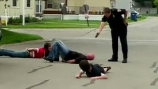 Traffic stop spirals out of control in Ohio