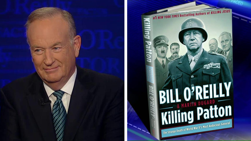Fox News host discusses the World War II general's legacy