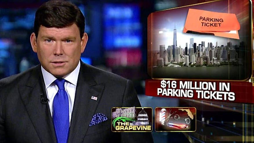 Millions owed for unpaid parking tickets