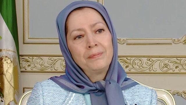 Maryam Rajavi: Rouhani is 'a criminal'