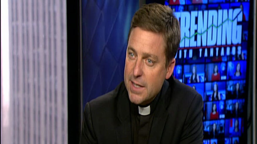 Andrea Tantaros and Father Jonathan Morris discuss how religious leaders can help Americans make sense of a confusing world