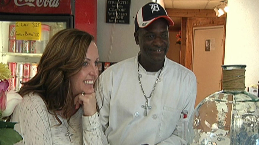 Lauren Blanchard talks with a chef who was given a second chance in life and is now passing it forward