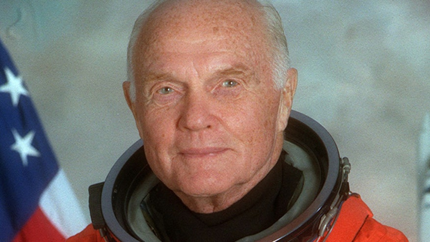 The war hero was the first American astronaut to orbit the Earth and one of the most successful politicians on Capitol Hill