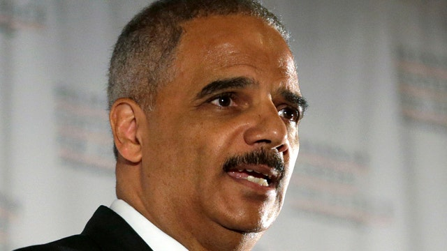 Attorney General Eric Holder to announce he's stepping down