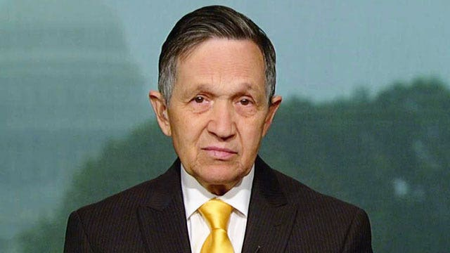 Kucinich: Re-entry into Iraq won't make America more secure
