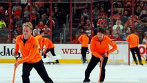 Philadelphia Flyers fans want Ice Girls back
