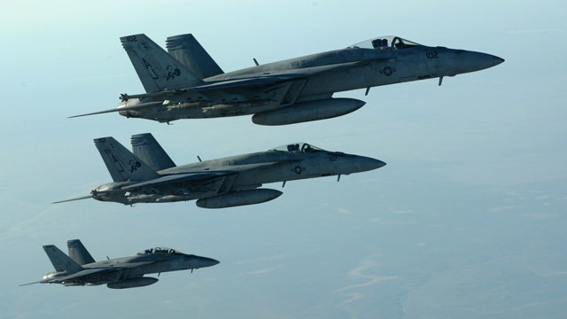 US, allies target ISIS oil supplies in Syria