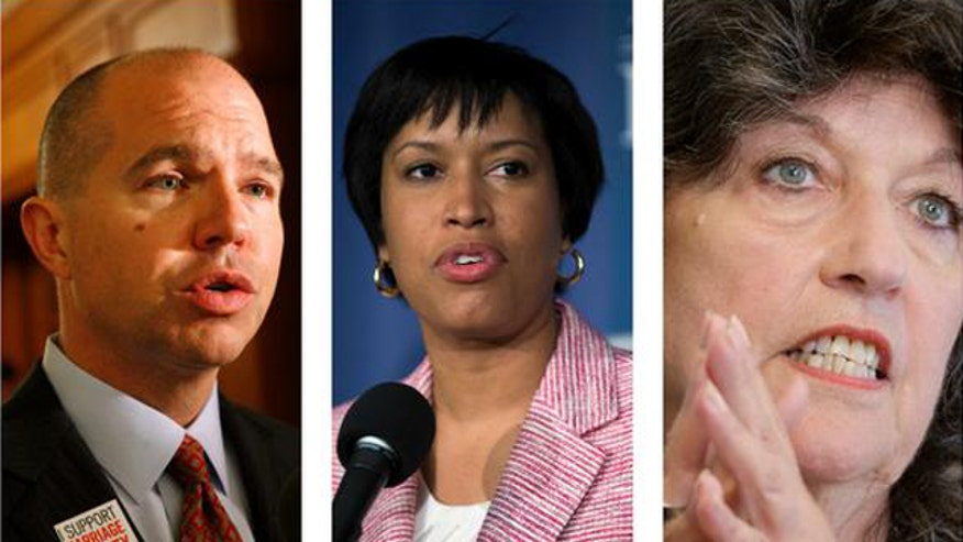 David Mercer and Amos Snead on whether Muriel Bowser, David Catania, or Carol Schwartz will win come Election Day