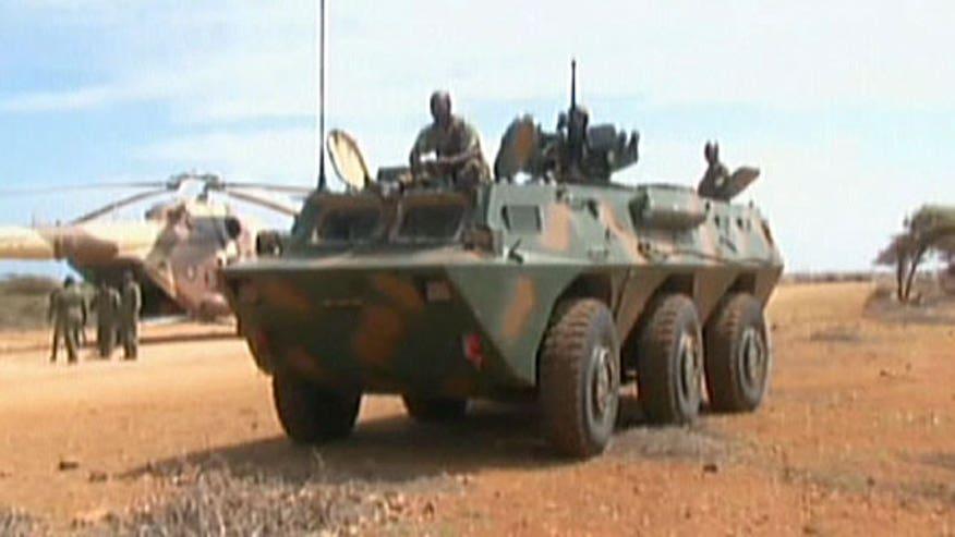 Uganda Prime Minister-Designate Dr. Ruhakana Rugunda on his country's fight against terrorism