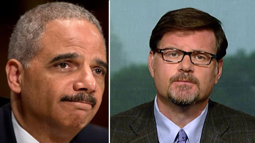 Fox News contributor on timing of Attorney General Eric Holder's decision to step down